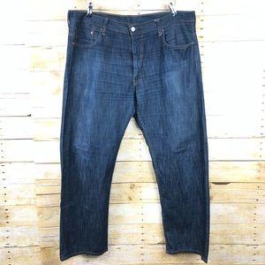 Levi's 569 Blue Jeans Sz 38x32